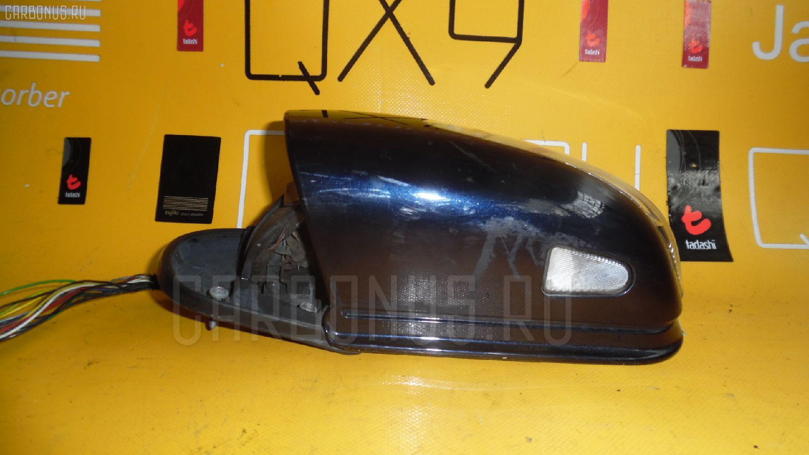 Зеркало двери боковой Mercedes-benz E-class W211.070 Фото 1