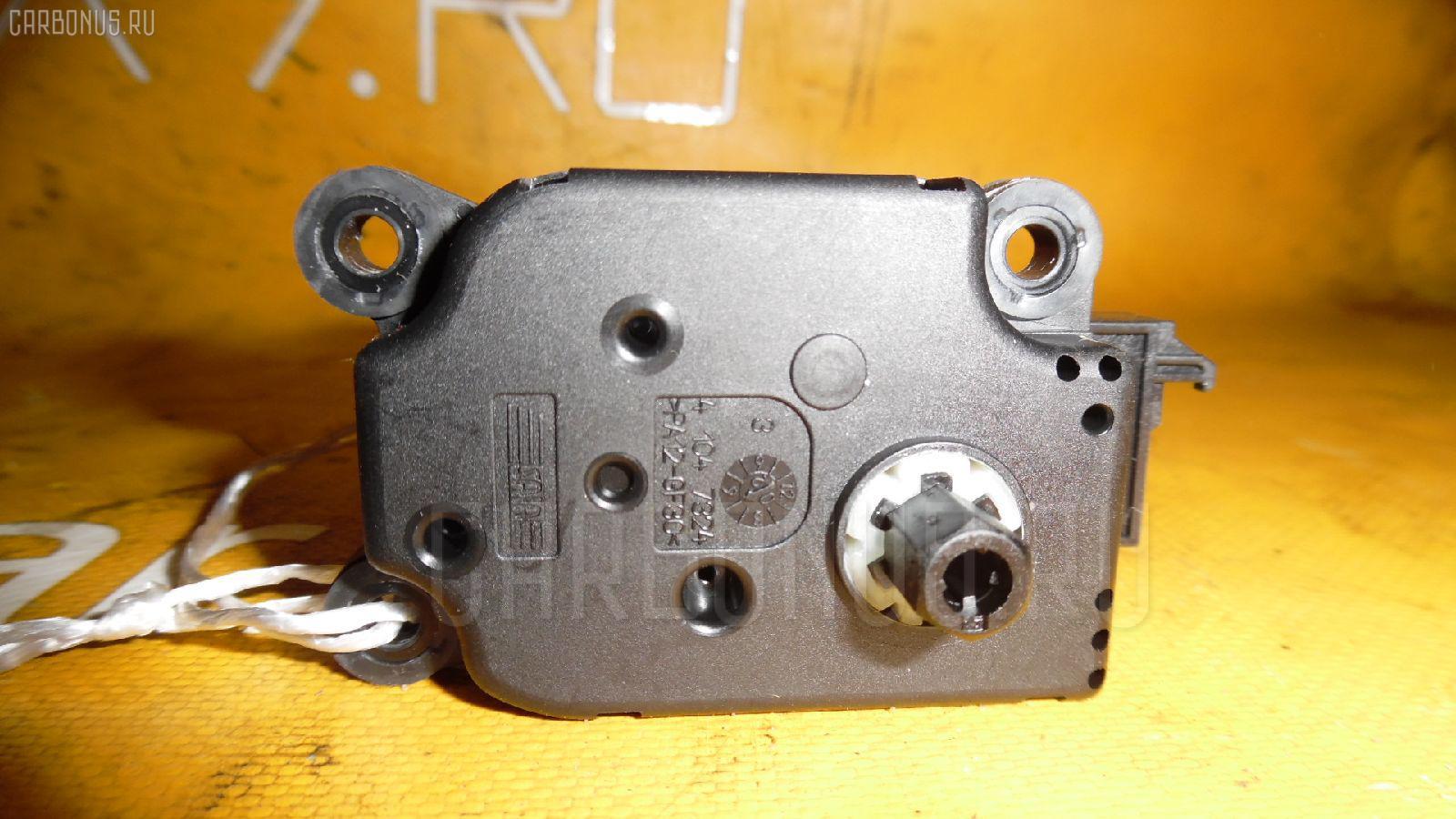 Моторчик заслонки печки MERCEDES-BENZ E-CLASS W211.070. Фото 5