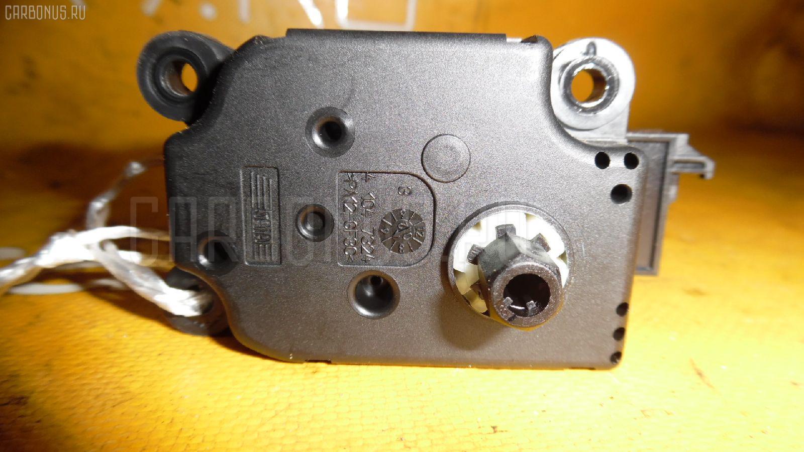 Моторчик заслонки печки MERCEDES-BENZ E-CLASS W211.070. Фото 8