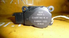Моторчик заслонки печки MERCEDES-BENZ E-CLASS W211.070 Фото 2