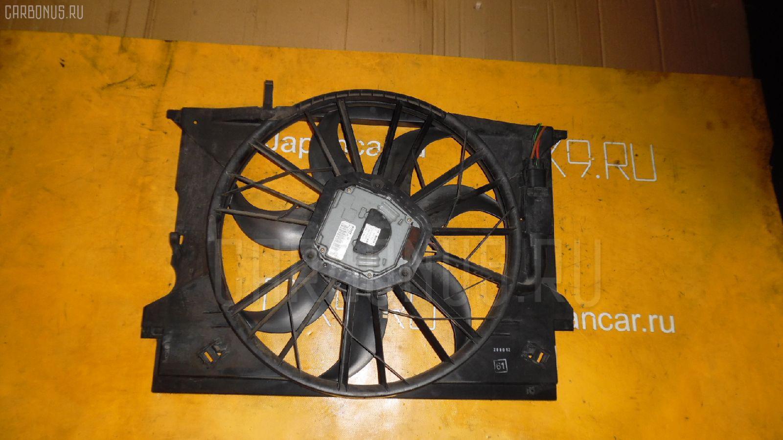 Вентилятор радиатора ДВС MERCEDES-BENZ E-CLASS W211.070 113.967 Фото 6