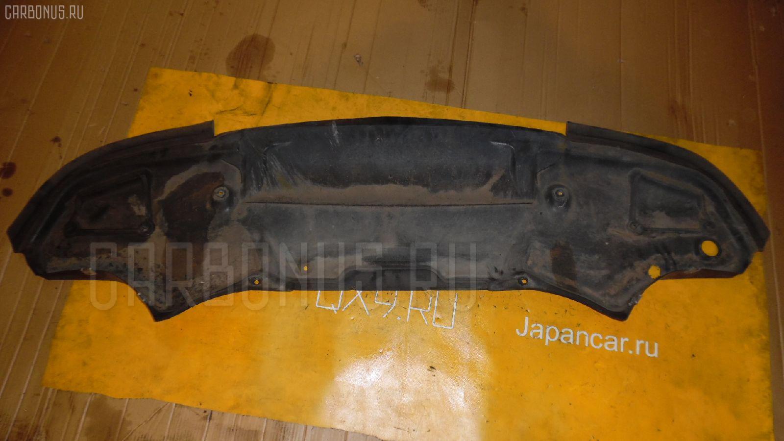 Защита двигателя MERCEDES-BENZ E-CLASS W211.070 113.967. Фото 2
