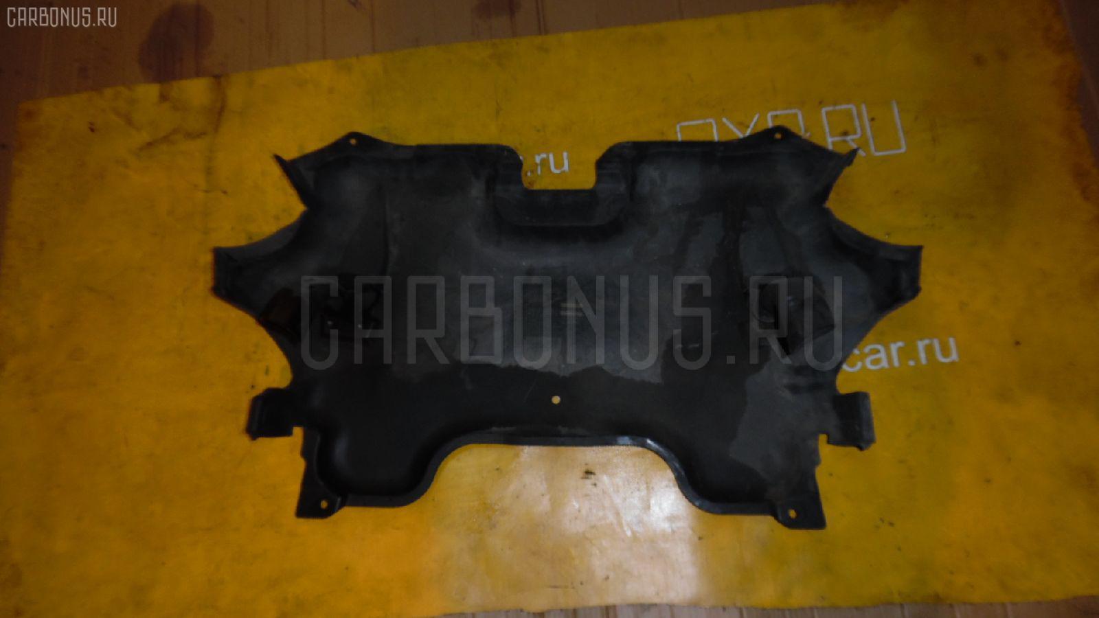 Защита двигателя MERCEDES-BENZ E-CLASS W211.070 113.967 Фото 1