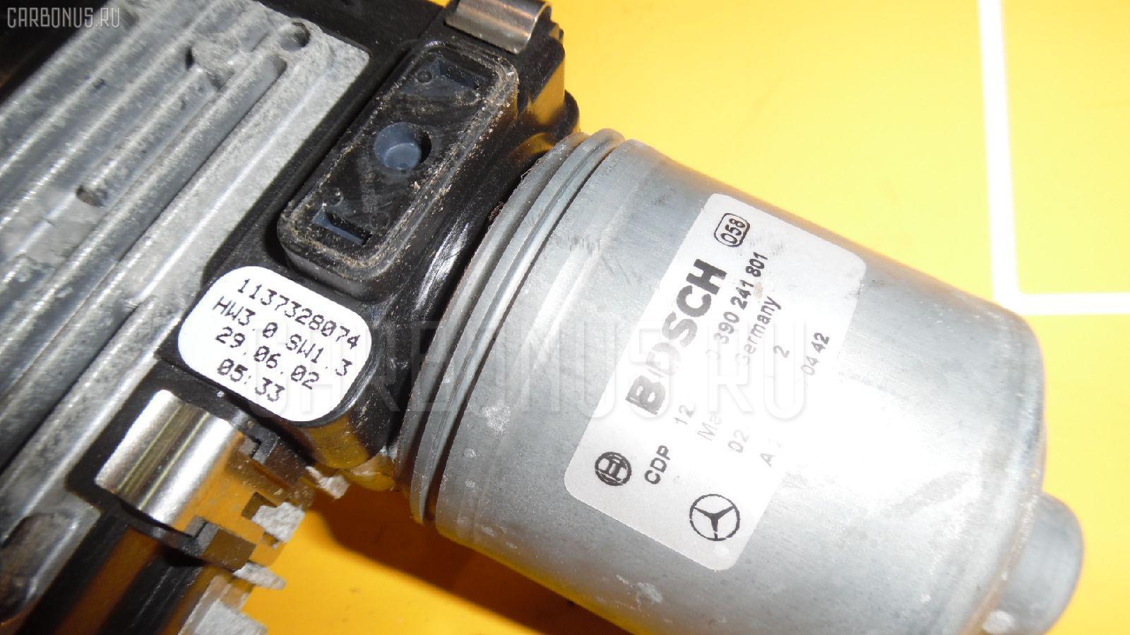 Мотор привода дворников MERCEDES-BENZ E-CLASS W211.070 Фото 2