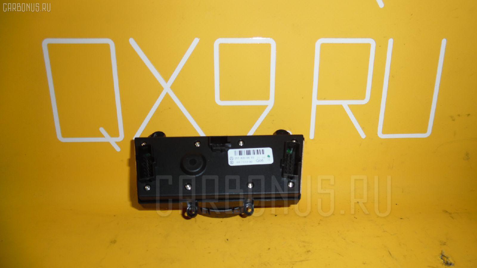 Блок кнопок MERCEDES-BENZ E-CLASS W211.070 113.967 Фото 1