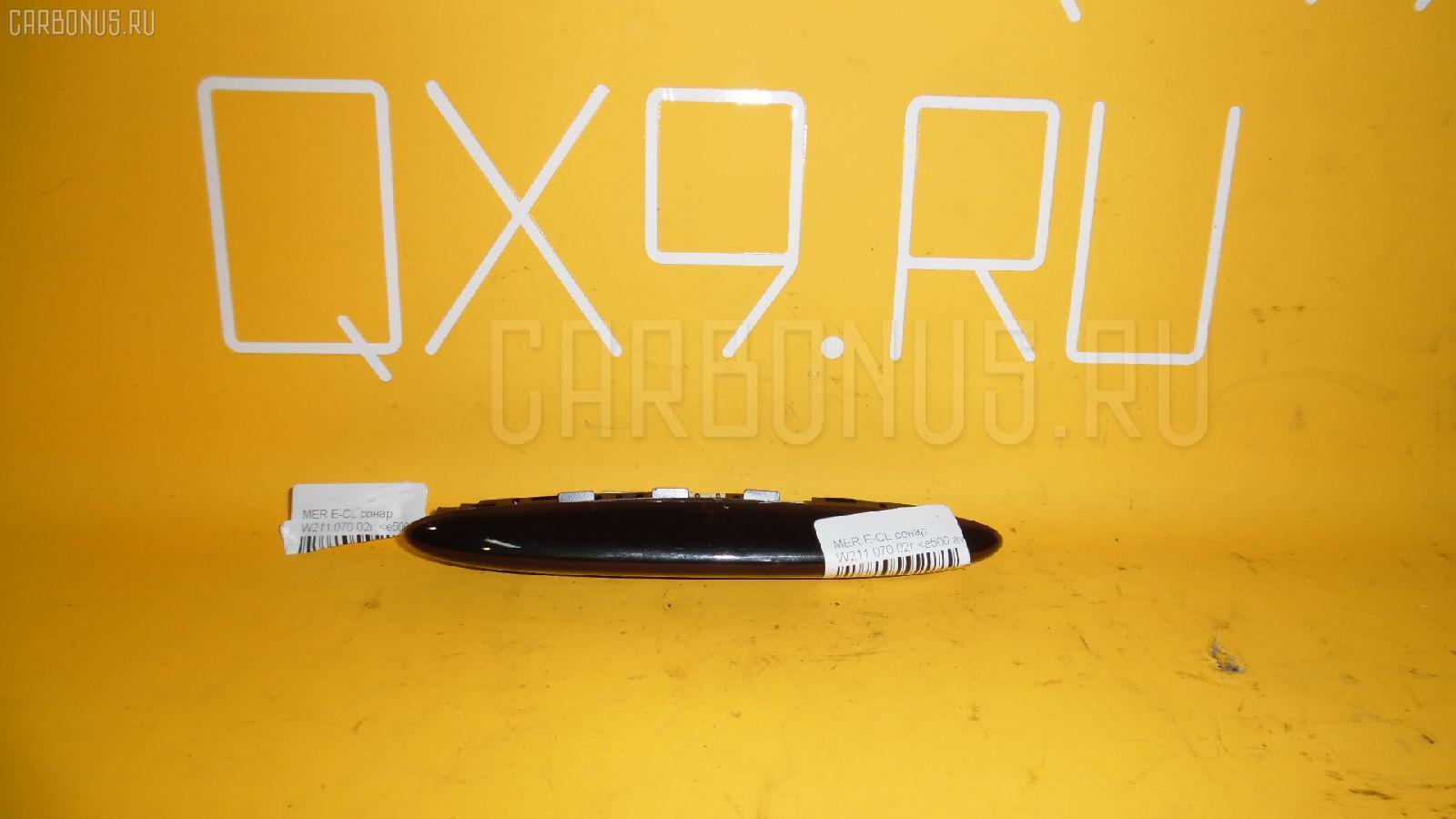 Дисплей информационный MERCEDES-BENZ E-CLASS W211.070 Фото 2