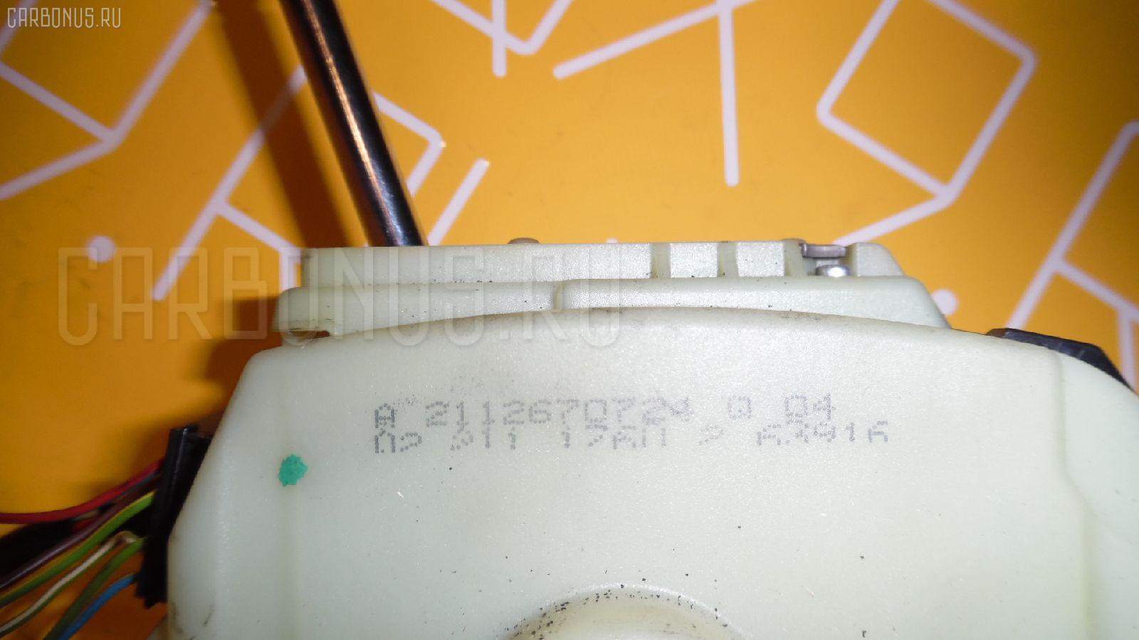 Ручка КПП MERCEDES-BENZ E-CLASS W211.070 Фото 1