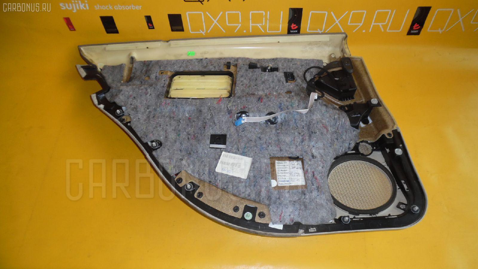 Обшивка двери MERCEDES-BENZ E-CLASS W211.070 Фото 3
