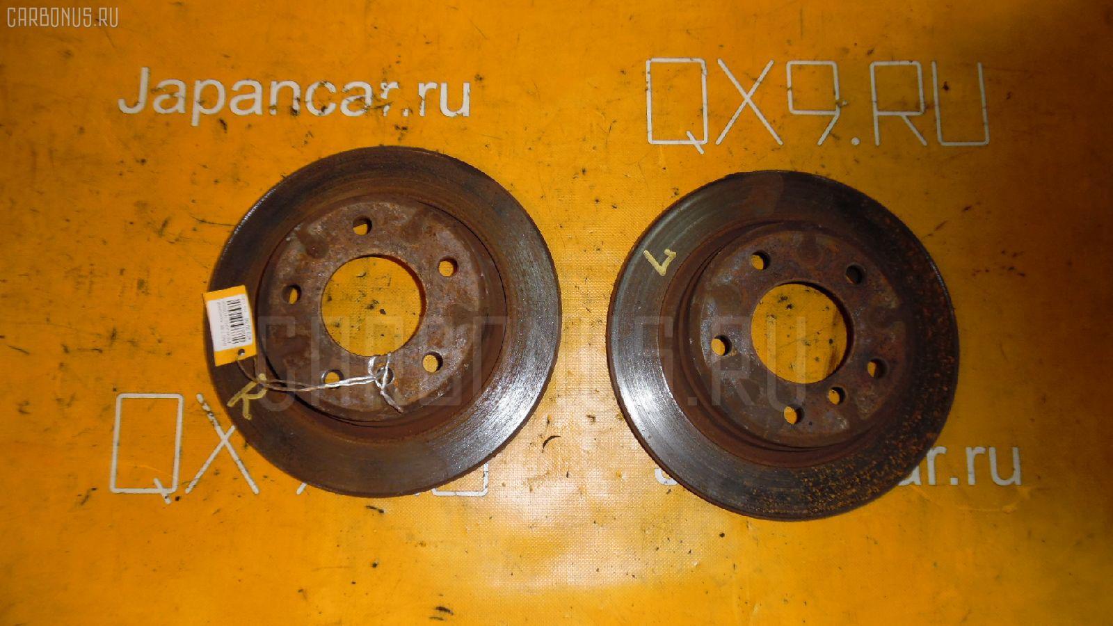 Тормозной диск BMW 3-SERIES E46-AX52 N42B20A Фото 2
