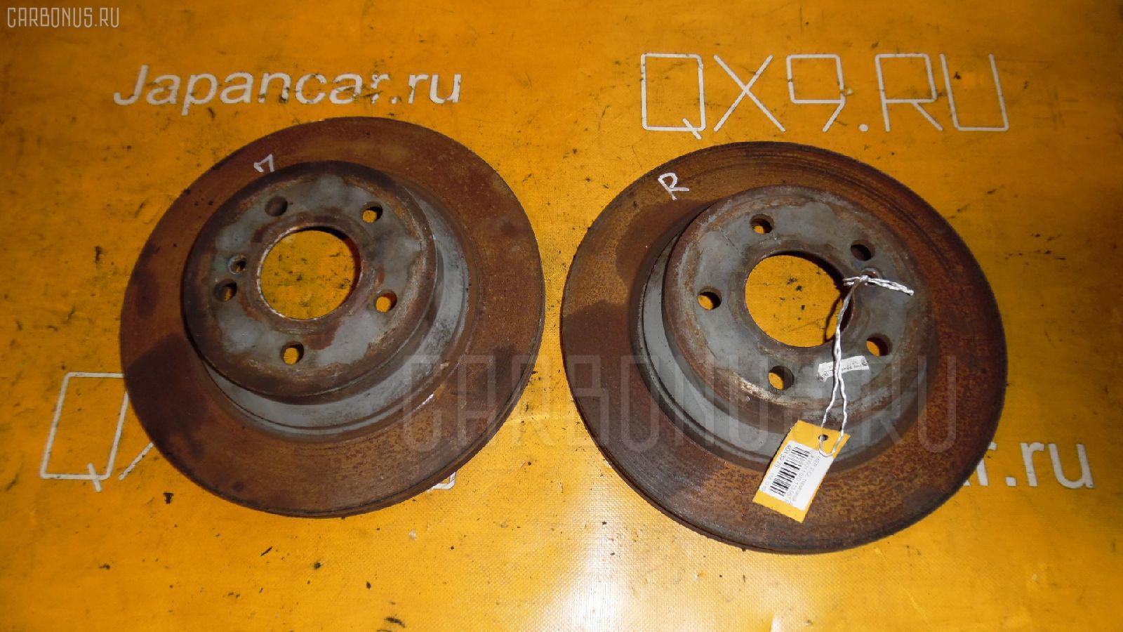 Тормозной диск MERCEDES-BENZ E-CLASS W211.070 113.967 Фото 2