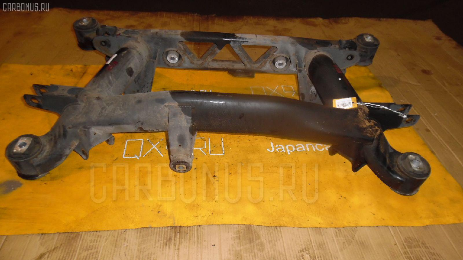 Балка подвески BMW 7-SERIES E38-GJ01 M73N-54122 Фото 1