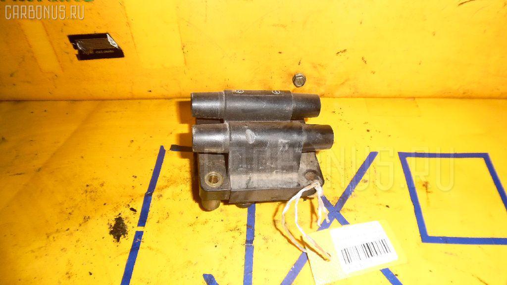 Катушка зажигания SUBARU LEGACY WAGON BH5 EJ202. Фото 4