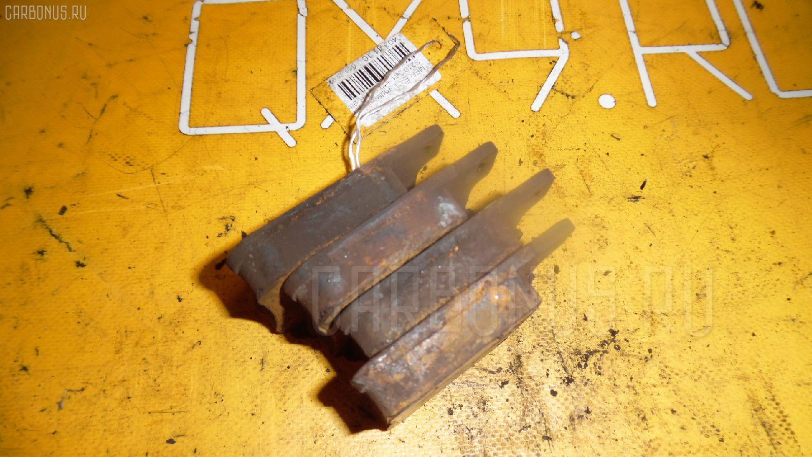 Тормозные колодки MERCEDES-BENZ E-CLASS STATION WAGON S210.261 112.911. Фото 4