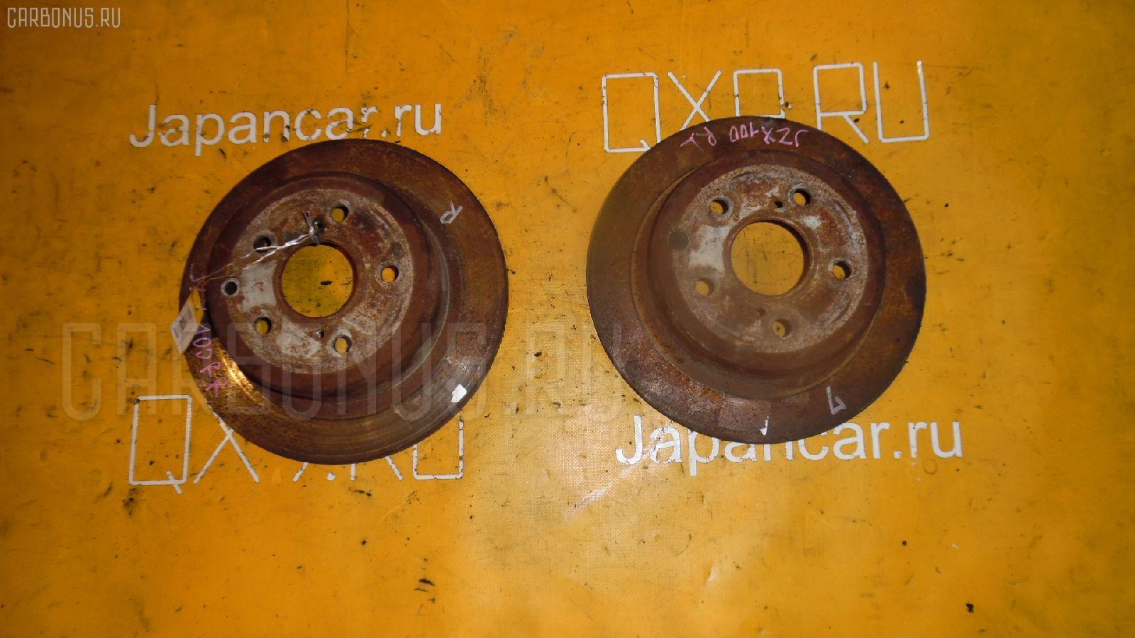 Тормозной диск TOYOTA MARK II JZX100 1JZ-GE Фото 2