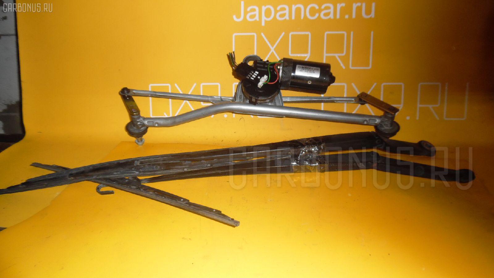 Мотор привода дворников BMW 3-SERIES E46-AX52 Фото 1