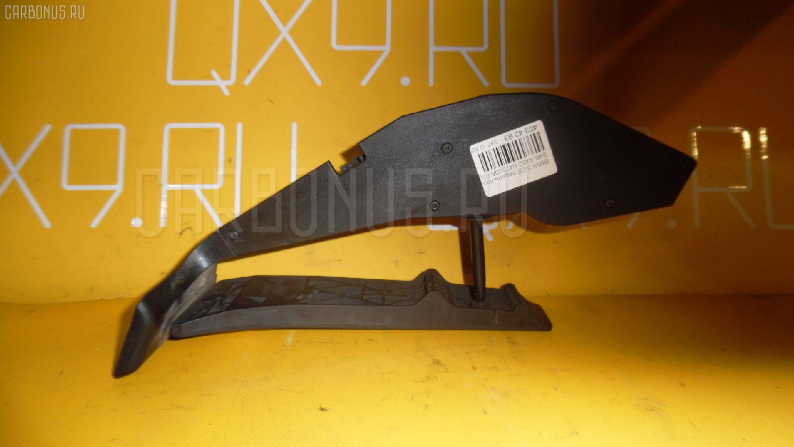 Педаль подачи топлива BMW 3-SERIES E46-AX52 N42B20A Фото 2