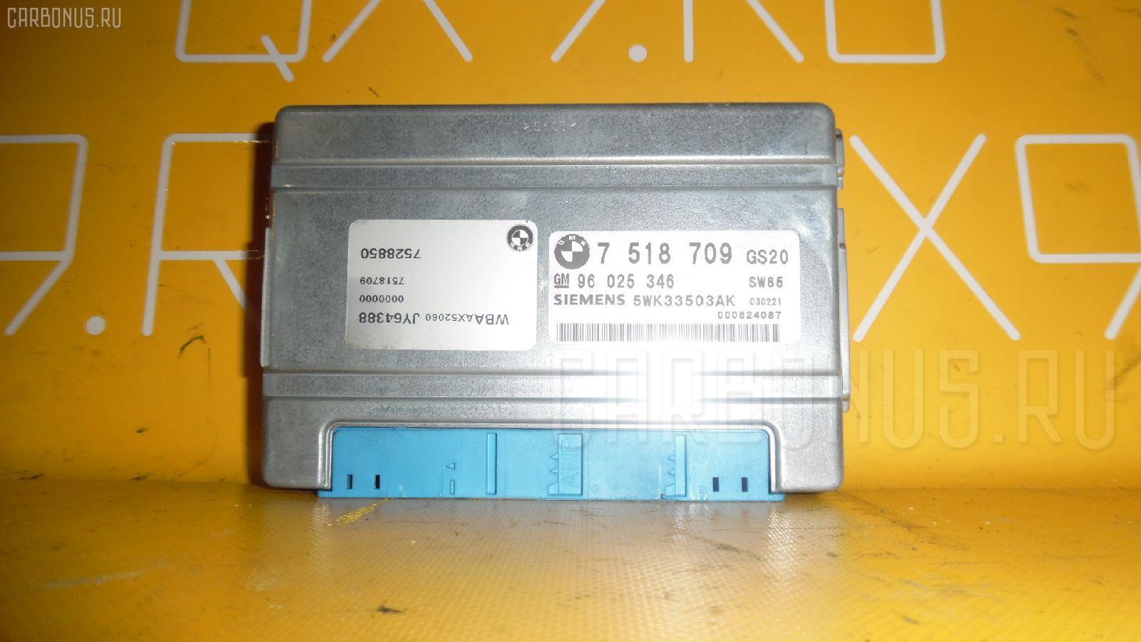 Блок управления АКПП BMW 3-SERIES E46-AX52 N42B20A Фото 3
