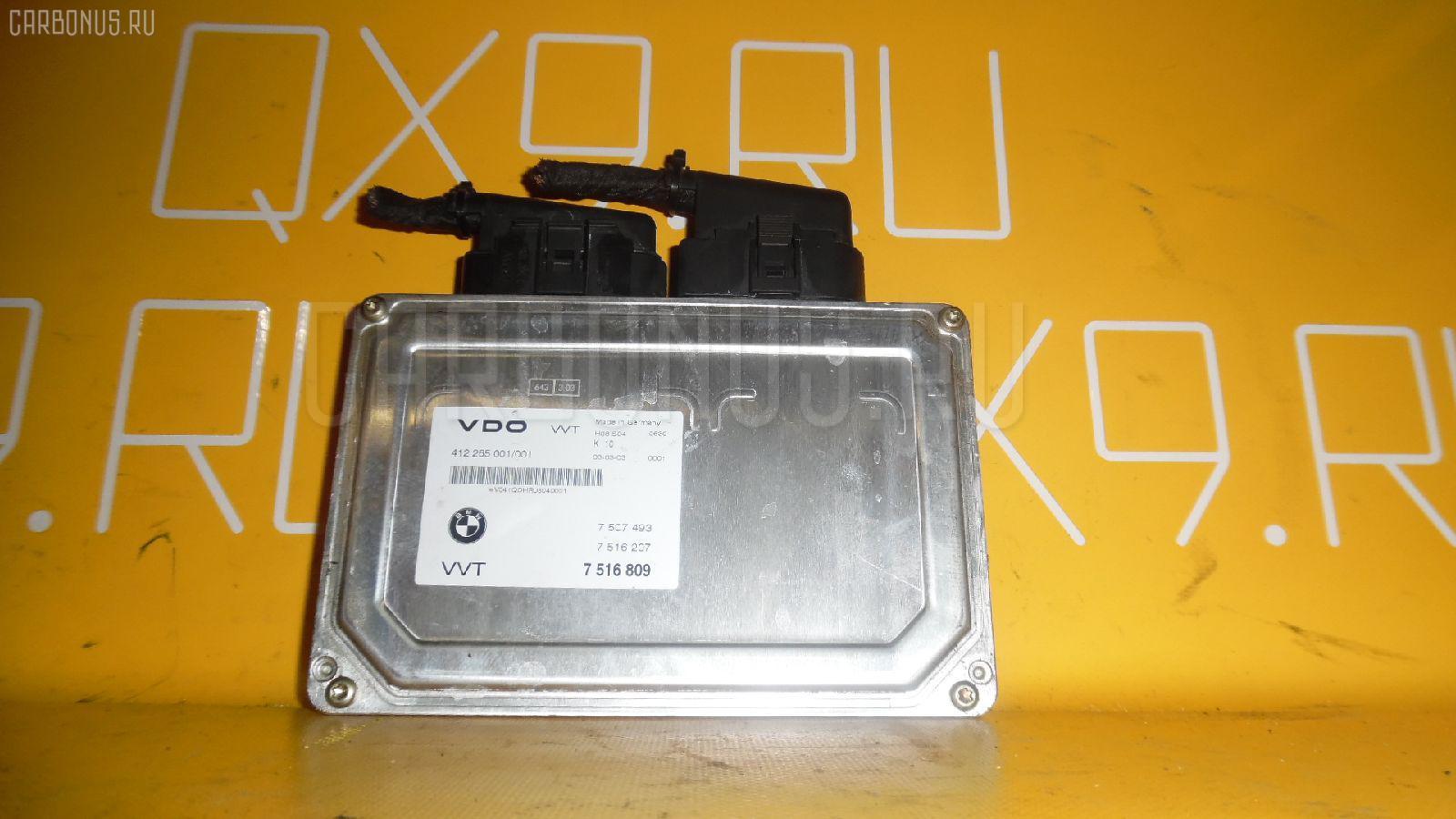 Блок упр-я BMW 3-SERIES E46-AX52 N42B20A Фото 2