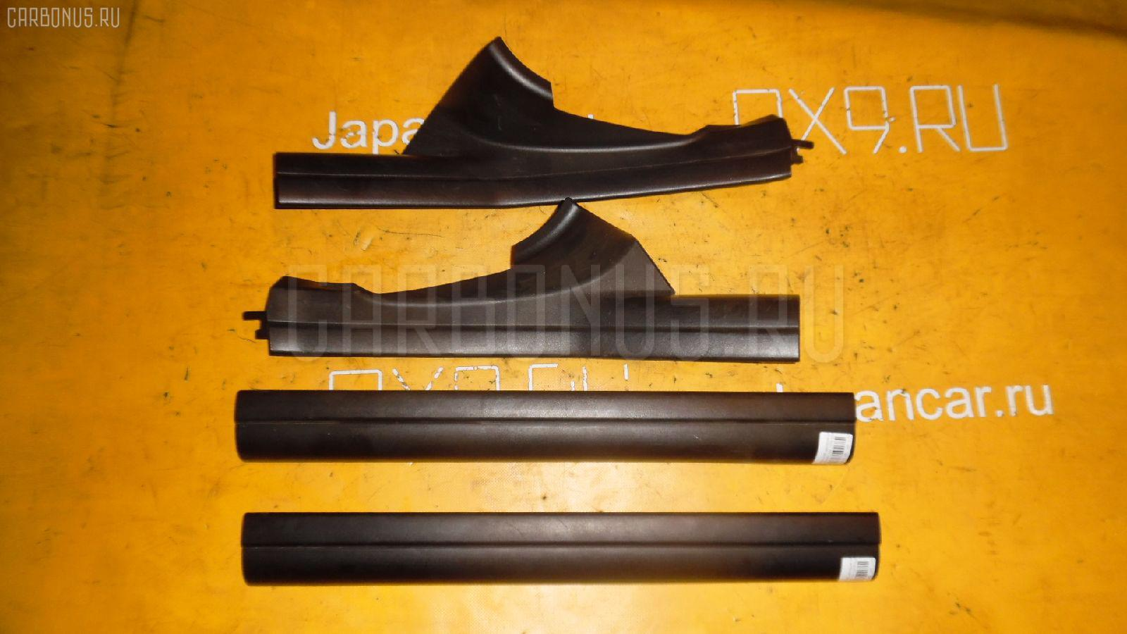 Накладка на порог салона BMW 3-SERIES E46-AX52 Фото 2