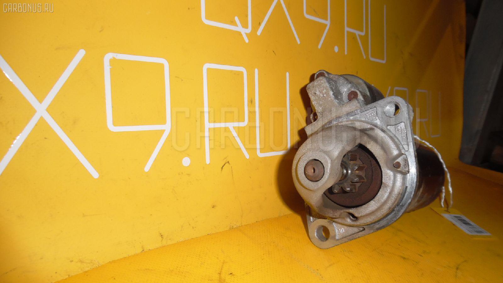 Стартер Bmw 3-series E46-AX52 N42B20A Фото 1