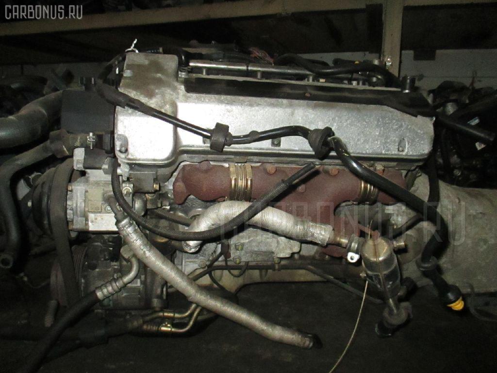Двигатель MERCEDES-BENZ E-CLASS W210.072 119.980 Фото 1