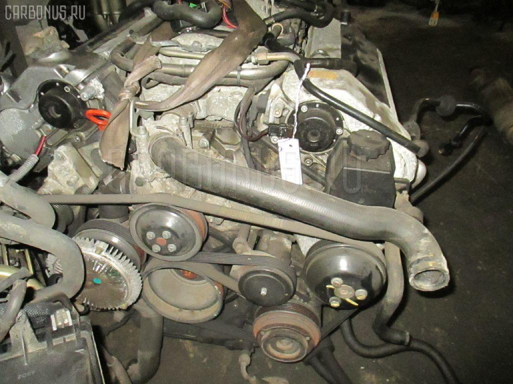 Двигатель MERCEDES-BENZ E-CLASS W210.072 119.980 Фото 2
