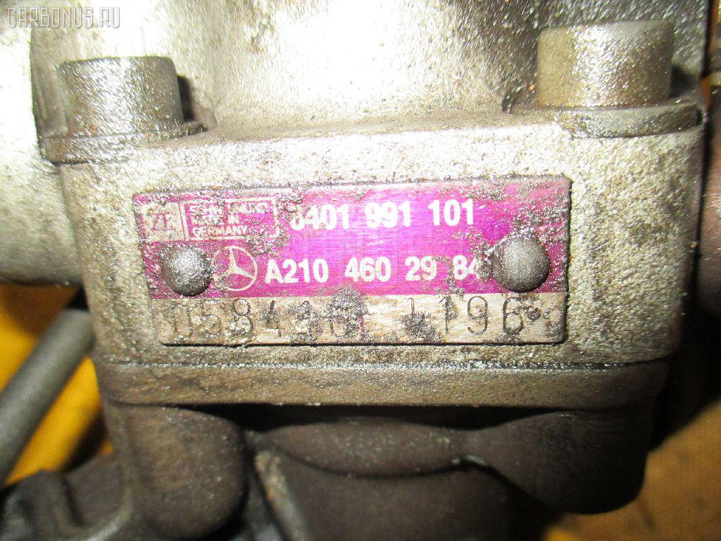 Рулевая рейка MERCEDES-BENZ E-CLASS W210.072 119.980 Фото 2