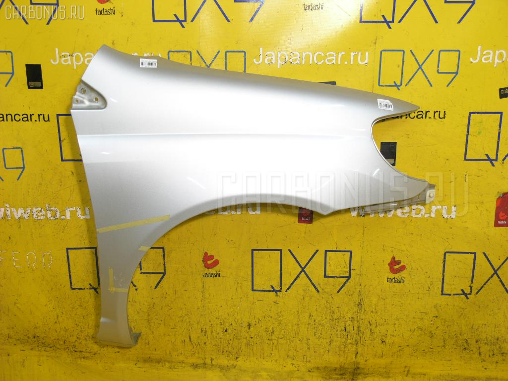 Крыло переднее TOYOTA PLATZ SCP11. Фото 5