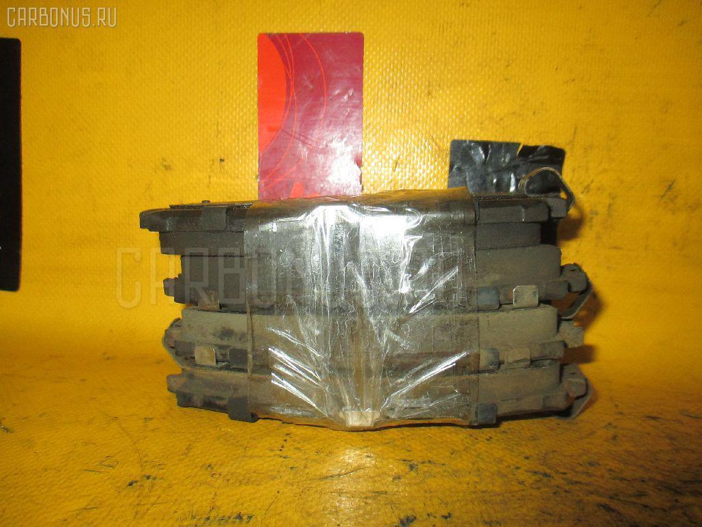 Тормозные колодки TOYOTA VITZ SCP90 2SZ-FE. Фото 5