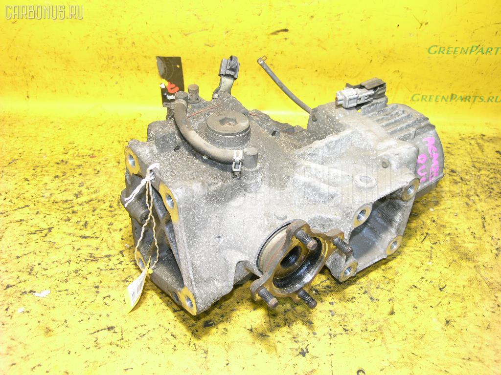 Редуктор TOYOTA IPSUM ACM26W 2AZ-FE. Фото 2