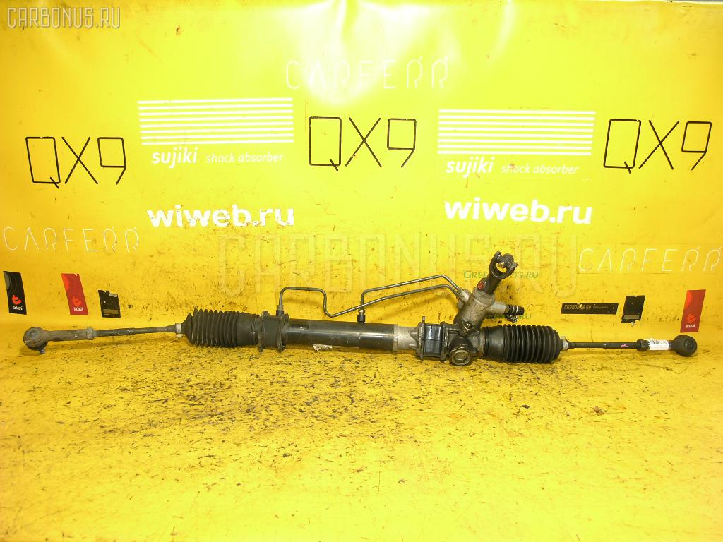 Рулевая рейка NISSAN AVENIR PW11 SR20DE. Фото 5