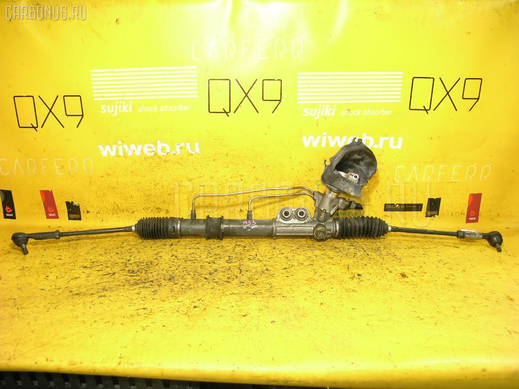 Рулевая рейка NISSAN CEFIRO A33 VQ20DE. Фото 10