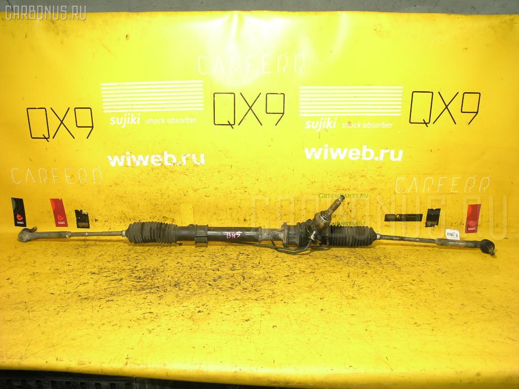 Рулевая рейка SUBARU LEGACY WAGON BH5 EJ20. Фото 11
