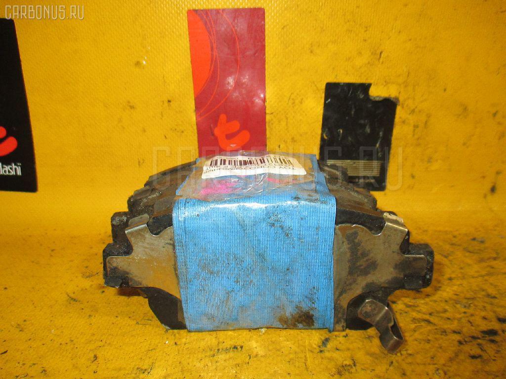 Тормозные колодки TOYOTA COROLLA NZE121 1NZ-FE. Фото 8
