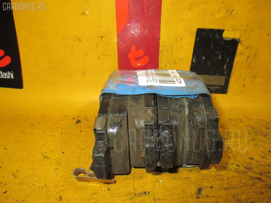 Тормозные колодки TOYOTA COROLLA NZE121 1NZ-FE. Фото 9