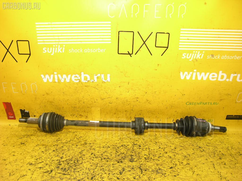 Привод TOYOTA PRIUS NHW20 1NZ-FXE. Фото 2