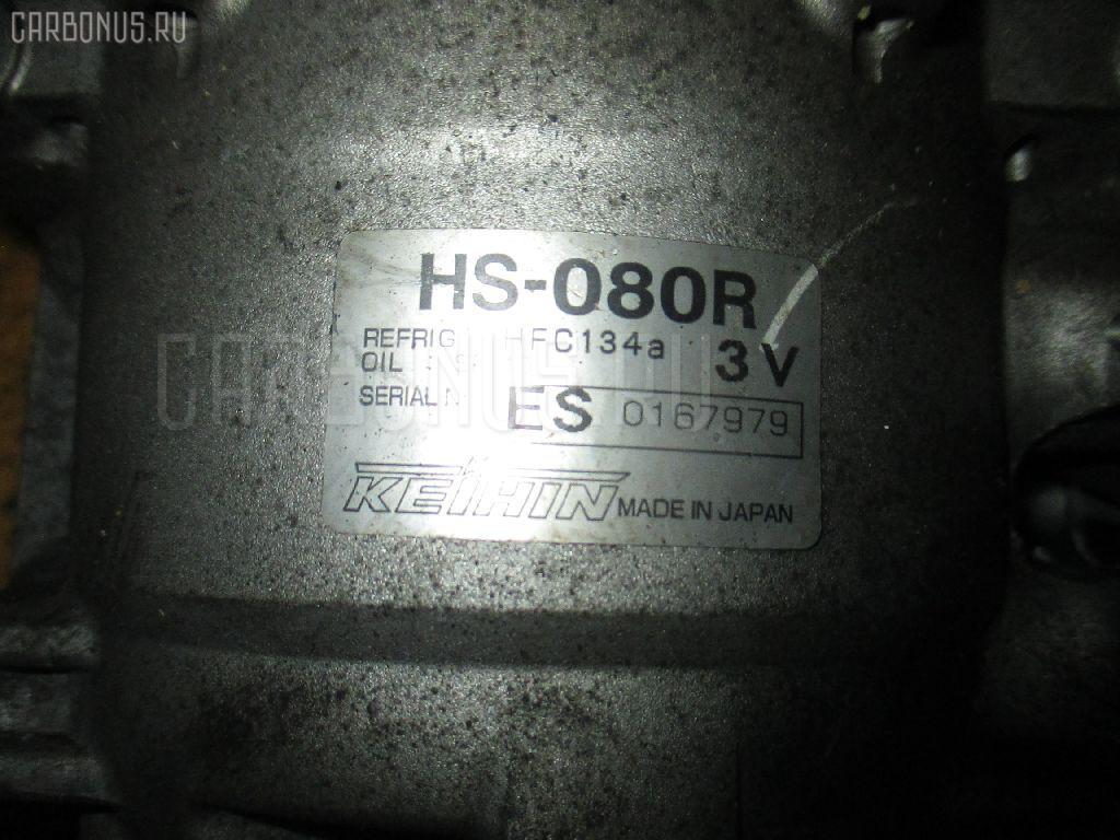 Компрессор кондиционера HONDA FIT GD1 L13A. Фото 11