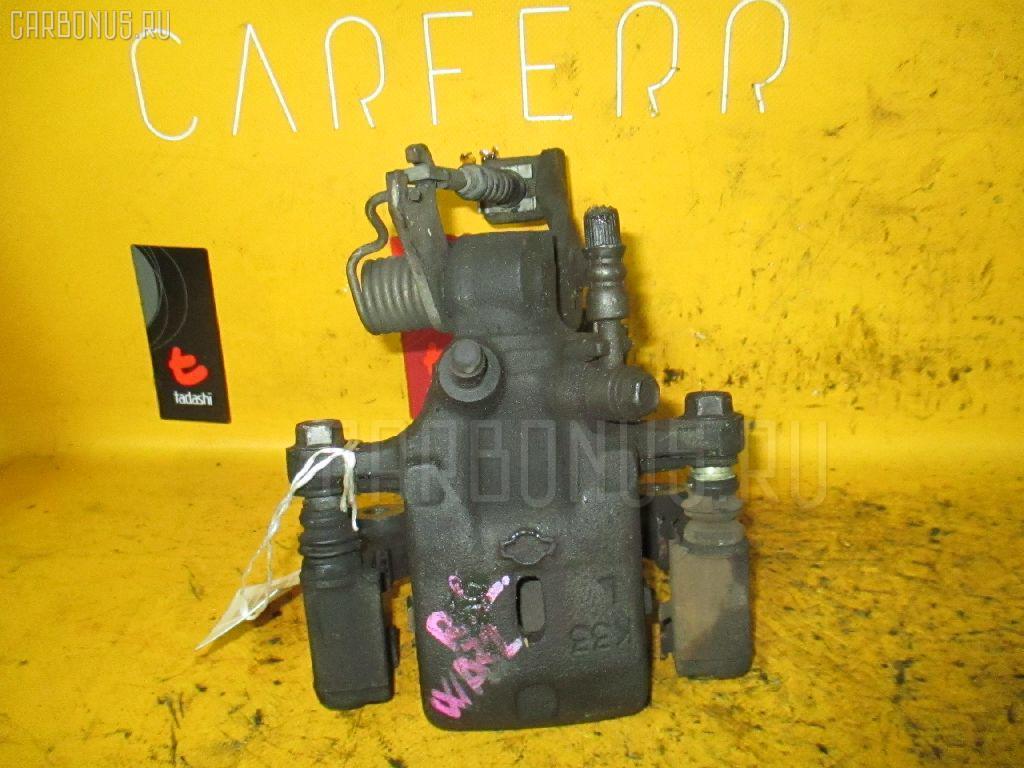 Суппорт NISSAN CEFIRO WAGON WA32 VQ20DE. Фото 4