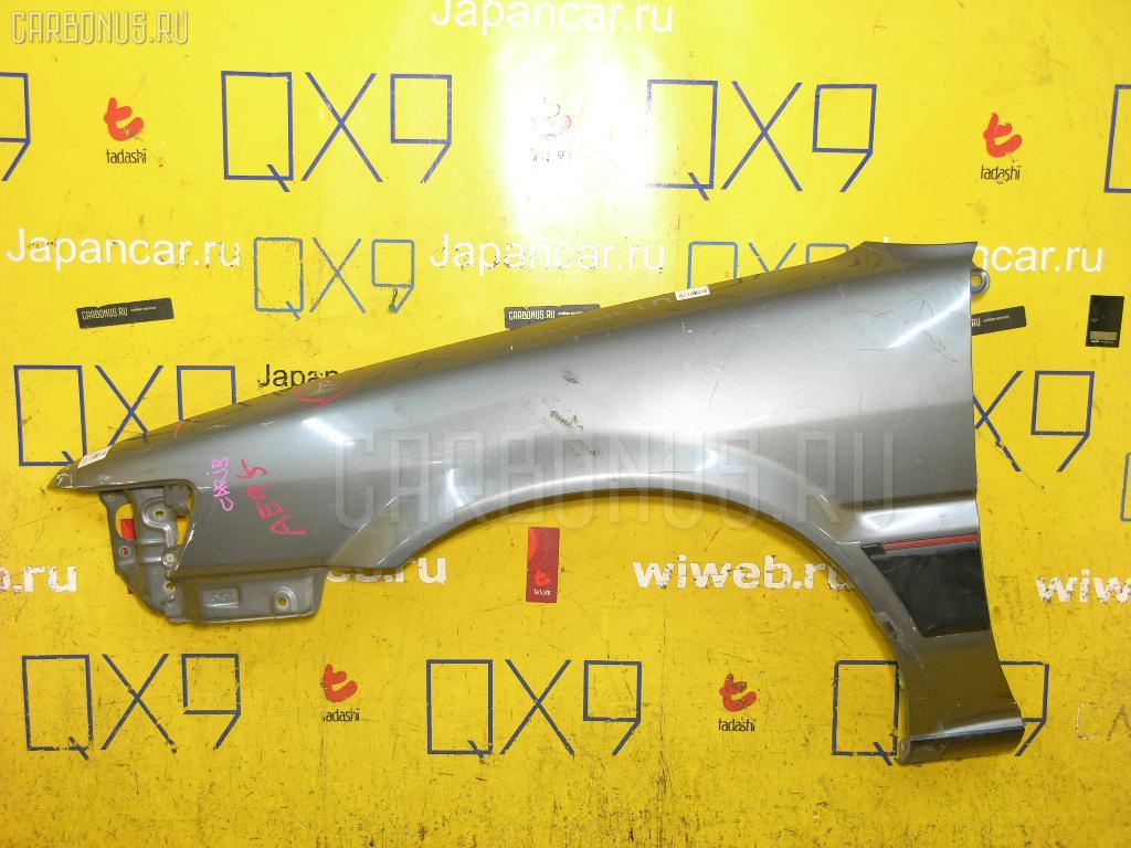 Крыло переднее TOYOTA SPRINTER CARIB AE95G. Фото 3