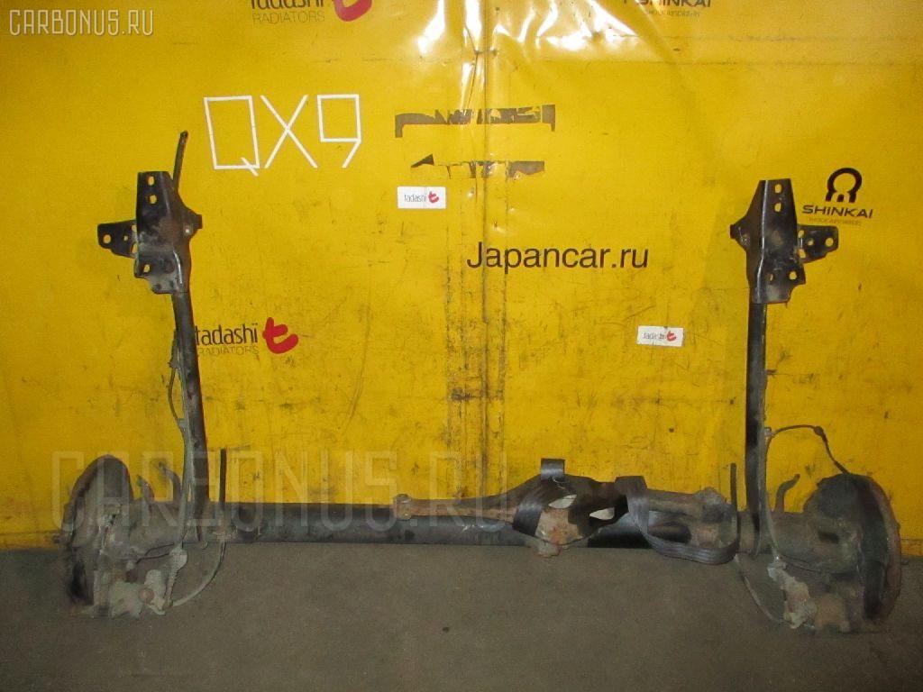 Балка подвески NISSAN TINO V10 QG18DE. Фото 5