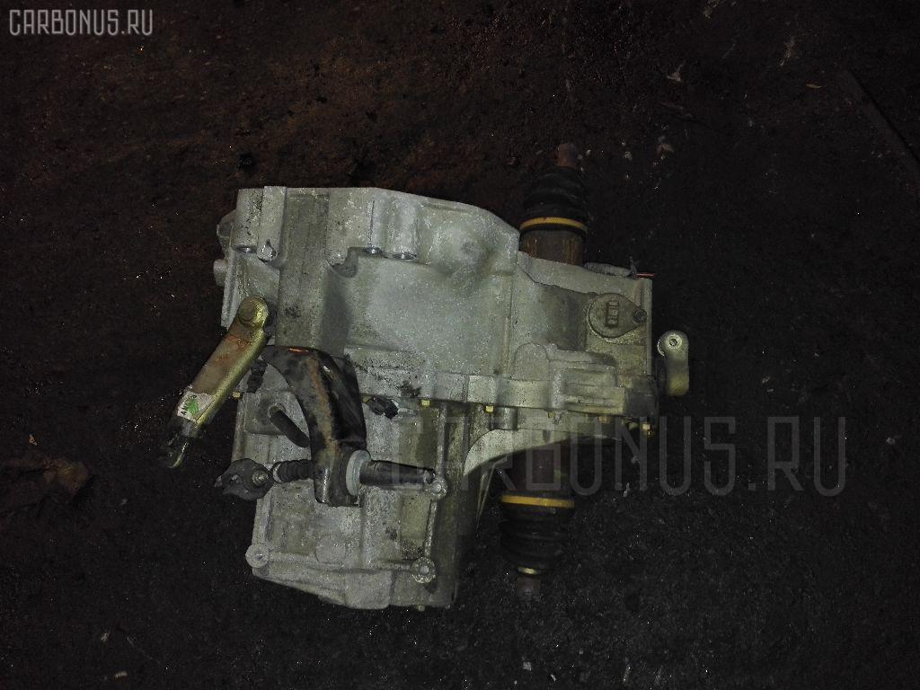 КПП механическая NISSAN MARCH K11 CG10DE. Фото 1
