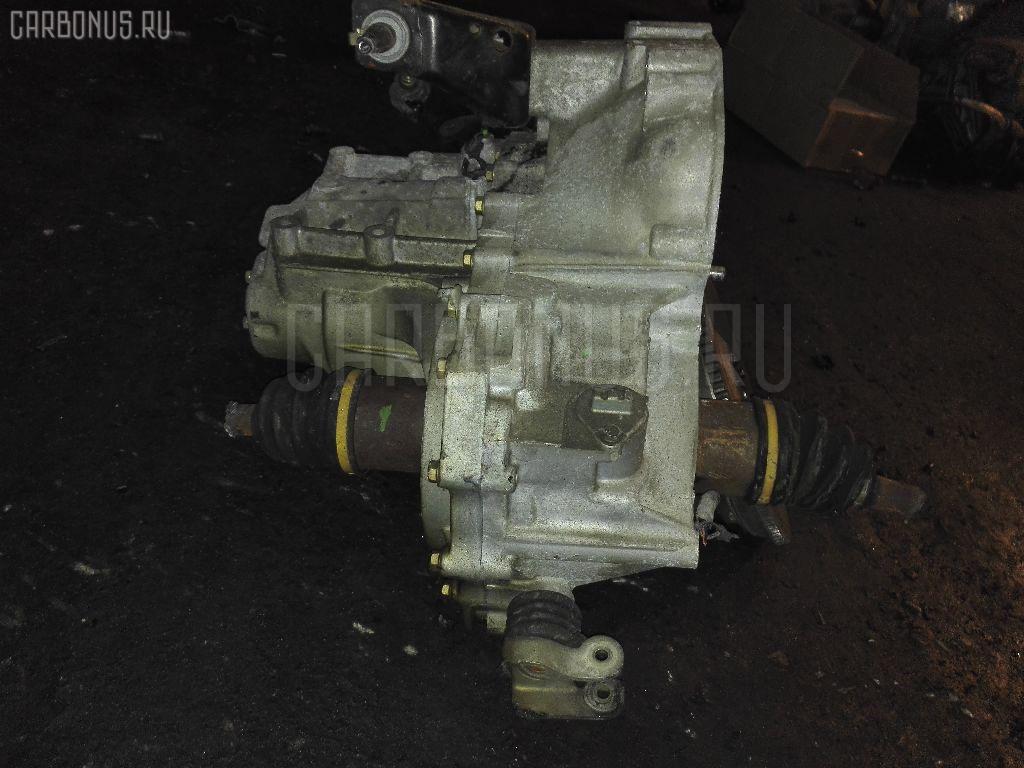КПП механическая NISSAN MARCH K11 CG10DE. Фото 2