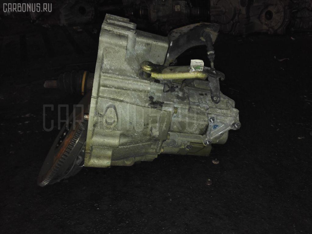 КПП механическая NISSAN MARCH K11 CG10DE. Фото 4