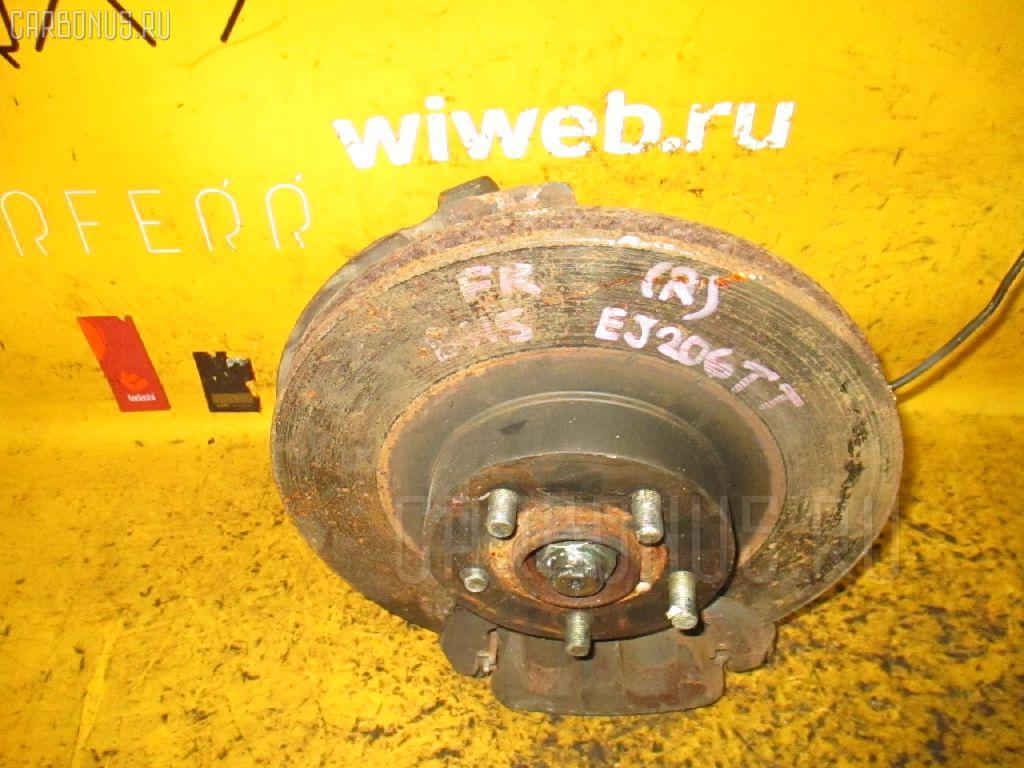 Ступица SUBARU LEGACY WAGON BH5 EJ206-TT. Фото 11