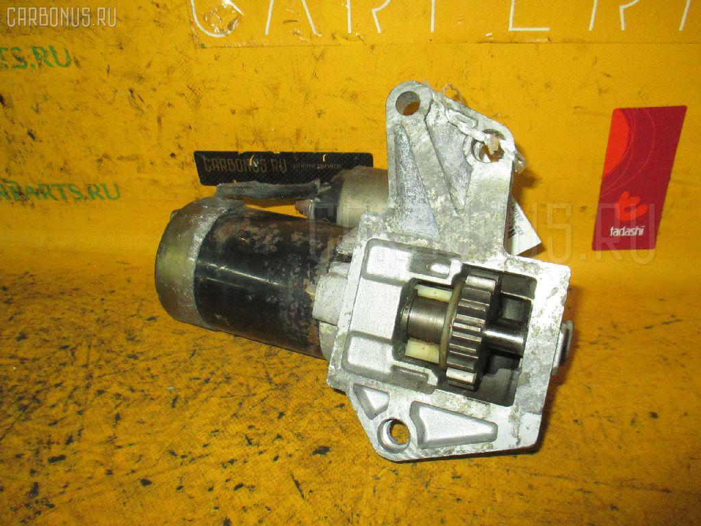 Стартер MAZDA MPV LW5W GY. Фото 11