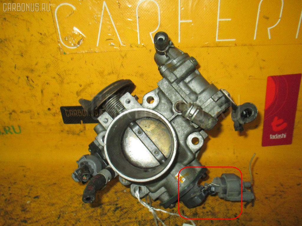Дроссельная заслонка HONDA S-MX RH1 B20B. Фото 2