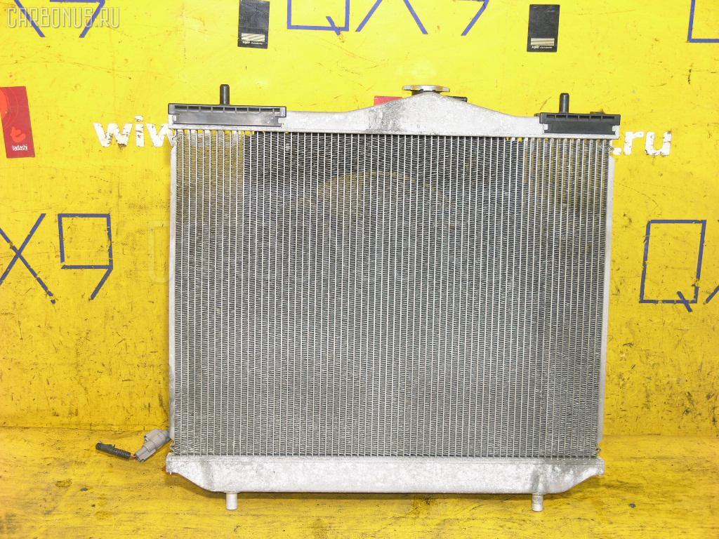 Радиатор ДВС DAIHATSU TERIOS KID J111G EF-DEM. Фото 4