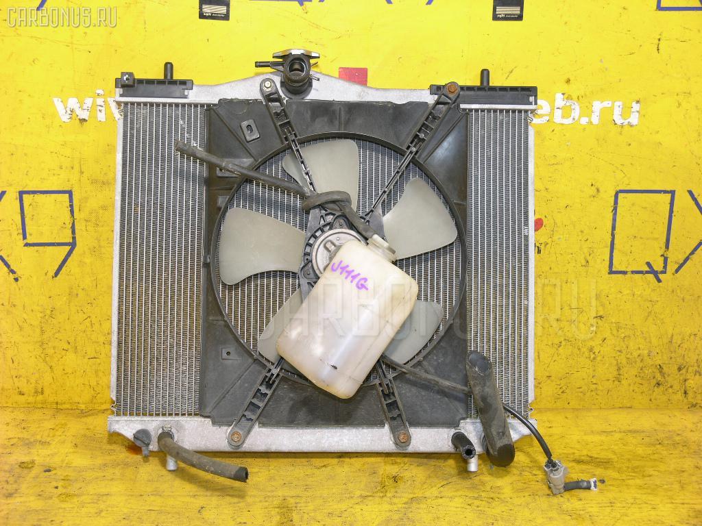 Радиатор ДВС DAIHATSU TERIOS KID J111G EF-DEM. Фото 5