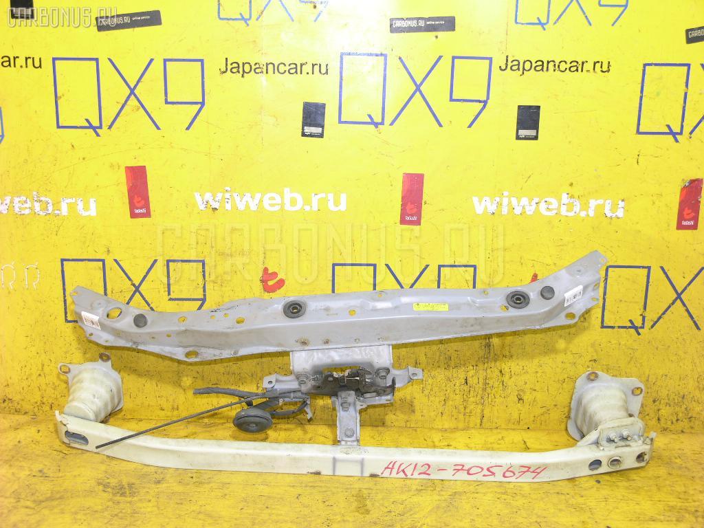 Планка телевизора NISSAN MARCH AK12 CR12DE. Фото 1