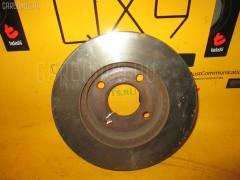 Тормозной диск NISSAN CUBE BZ11 CR14DE 40206AX000  40206CT40A Переднее